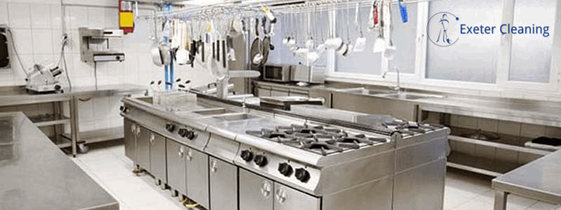 Fundamentals for cleaning a commercial kitchen